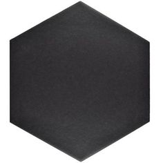 Merola Tile Textile Hex Black 8-5/8 in. x 9-7/8 in. Porcelain Floor and Wall Tile (11.19 sq. ft. / case)-FCD10BTX - The Home Depot $6.97