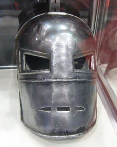 mark 1 helmet ironman