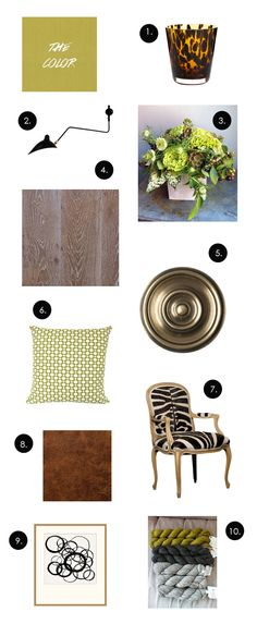 Elements of Style Blog   Fall's Unexpected Color   http://www.elementsofstyleblog.com