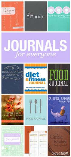 Fabulous journals for every aspect of life.