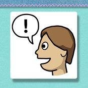 Pratkort - Att kommunicera med hjälp av bilder