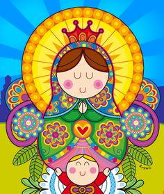 icu ~ Pin on מגניב ~ iraisesfashion uploaded this image to 'au'. See the album on Photobucket. Mexican Pictures, Apple Watch Wallpaper, Mama Mary, Holy Mary, Arte Popular, Mexican Art, Mother Mary, Kirchen, Religious Art