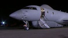On board an RAF spy mission over IS-occupied territory