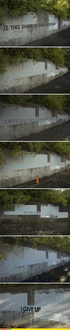 graffiti battle - one way to get some concrete painted