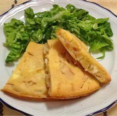 Pastel de york y queso ~ Mi querida cocinera