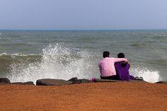 Couple, Pondicherry