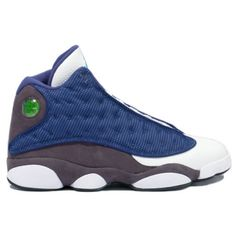 Air Jordan 13 Flints Blue Flint Grey 414571-401 $57
