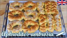 Greek Tsoureki Buns with Olive Oil (Fasting Recipe) - Eggless and Butter...