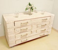 shabby chic kommode reserviert bis. Black Bedroom Furniture Sets. Home Design Ideas