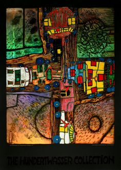 Friedensreich Hundertwasser : Crossroads