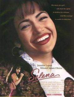 """A touching, heartfelt film that chronicles the life of Tejana Superstar, Selena Quintanilla Perez, whose life was tragically cut short at the tender age of 23. This has to be one of my FAVORITE movies of all time! I highly recommend it to everyone. I rate it five out of five stars!  """"Anything for Salinas!!"""""""