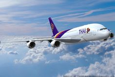 Thai Airways International, South-east Asia's largest airline, flies non-stop from Brisbane 'Smooth as silk' to Thailand with connections through its world-class hub airport, Suvarnabhumi Bangkok International Airport to over 70 destinations worldwide across five continents.