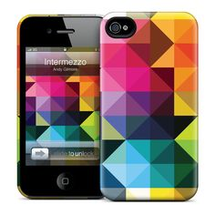 iphone case with matching background $25