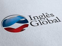 Logotipo-Ingles-Global-Criacao-de-Logotipos-santos