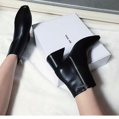 Yuul Yie boots