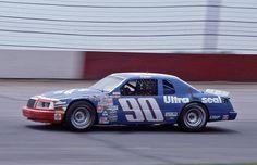 Ken_Schrader_Donlavey_Racing_Ford_Pocono_1985.jpg (1400×907)