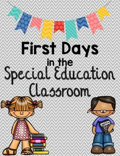 Have you ever wondered what to first do with your students when they first come to your special education classroom?All special education classes are different depending on states, schools and districts. In my district I serve students in math, reading and writing.