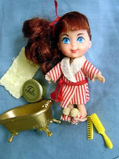 Soapy Liddle Kiddle - I remember this doll from childhood!