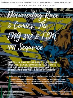 I'm teaching a course on Black comics next year at Michigan State University. You can be sure Black Panther will be in the mix! Magnetic Resonance Imaging, Black Comics, Developmental Psychology, Michigan State University, Writing Poetry, Pride And Prejudice, Black Panther, Memoirs, Nonfiction