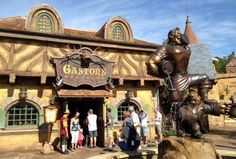 Bring some magic to your kitchen and try these Disney World Magic Kingdom Gastons Tavern Recipes