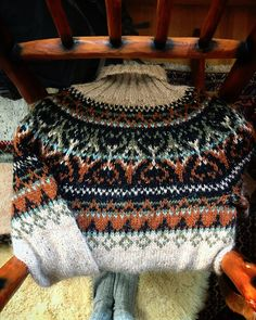 Icelandic Sweaters, Ways To Relax, Color Inspiration, Knit Crochet, How To Make, How To Wear, Men Sweater, Pullover, Wool