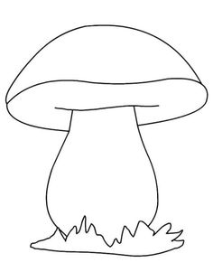 Top 11 Fascinating Mushrooms Species Coloring Pages - Coloring Pages Applique Templates, Applique Patterns, Applique Quilts, Mosaic Patterns, Halloween Porch Decorations, Halloween Crafts For Kids, Christmas Crafts, Fall Arts And Crafts, Autumn Crafts