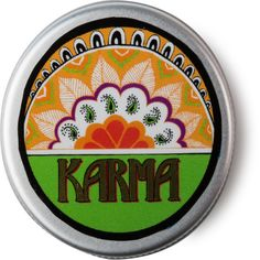 LUSH - Karma I love keeping solid performs at my desk, in office. This smells like orange.