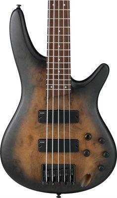 Ibanez SR405BCWNGF SR Series 5-String Bass Guitar
