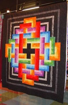 This is the first quilt pattern I made :) by ora