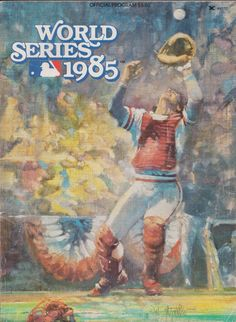 1985 I-70 World Series cover