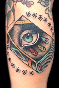 tattoo old school / traditional ink - book (by Phil Hatchet Yau)