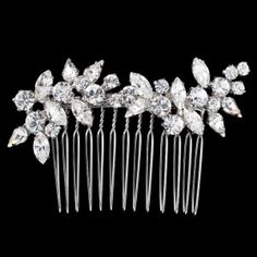 Stephanie Browne 'Miss Luci' Hair Comb - Akina Bridal Couture
