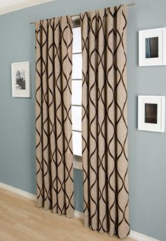 Living Room Curtain Options