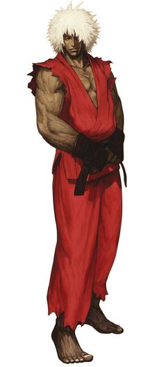 View an image titled 'Violent Ken Art' in our SNK vs. Capcom: SVC Chaos art gallery featuring official character designs, concept art, and promo pictures. Ken Street Fighter, Street Fighter Characters, Manga, Video X, Video Game, Dark Pictures, Guy Drawing, Anime Fantasy, Illustrations