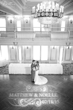 Marie Antoinette Ballroom. Photo courtesy of Britton Photography.