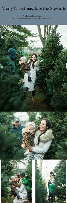 Merry christmas!! Christmas tree farm photo session by @linneaanne  she is amazing. photo ideas. christmas card ideas. photo outfit ideas