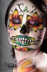 Bildergebnis für Halloween Gesichter