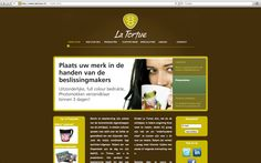 Homepage creation for www.latortue.nl