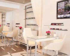 nail salon decor images - Google Search