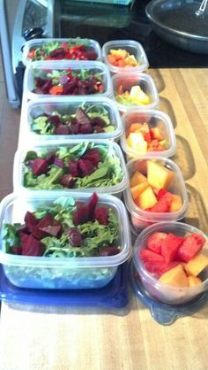 Meal prep, doing this when i go back  to school.