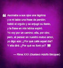 Gustavo Adolfo Bécquer: Libros