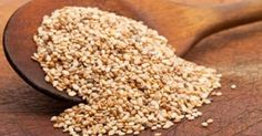 An Amazing Seed! It Removes Stress, Prevents Diabetes, Contributes Health Of Bones and Skin!