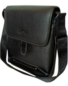 Sling Bag Polo Classic Hitam Large