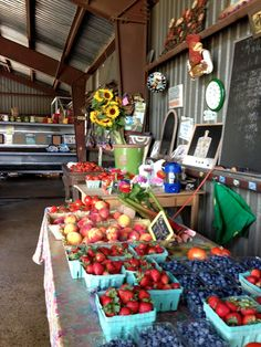 The Enchanted Home...love my local farmstand!