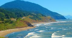 Pacific NW Coastline