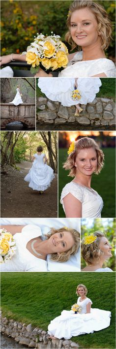 Angela Swallow Bridals by Robert Byron Photography