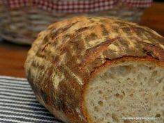 Chleb pszenny z Vermont na zakwasie Hamelman'a | Stare Gary Daily Bread, Vermont, Baking, Breads, Brot, Bread Rolls, Bakken, Bread, Braided Pigtails