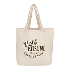 [Maison Kitsuné]  Shopping Bag