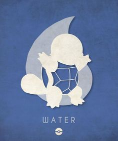 Water types