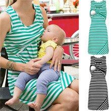 Buy arrival Pregnant Women Maternity Dresses Nursing Breastfeeding Dress Sleeveless Sptriped Knee-Length Loose Casual Black Green at www.babyliscious.com! Free shipping to 185 countries. 21 days money back guarantee. Maternity Wear, Maternity Dresses, Dresses For Pregnant Women, Clothes For Women, Breastfeeding Dress, Girls Summer Outfits, Nursing Dress, Pregnancy Outfits, Stripes Fashion